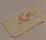 Spectacle Cases with Swan or Butterflies design