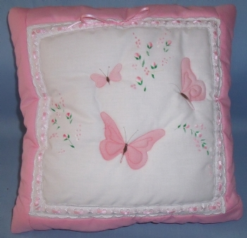 Cotton Comfort Cushions