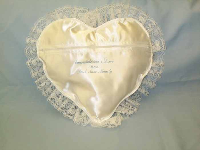 Large Heart Cushion